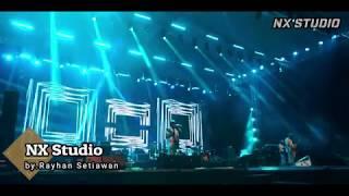 Radja Ku - Paris Berantai | Konser Amal KCG | Wartawan & Musisi Banua For PALESTINA LOMBOK 2018