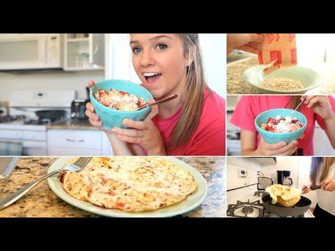 Fast & Healthy School Breakfast Ideas!