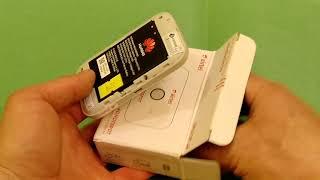 4G Hotspot (Wi-Fi router) HUAWEI E5573Ce-609 Безлимитный интернет 3G/4G LTE Скрыть вайфай сеть