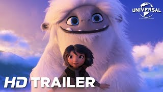 Un Amigo Abominable - Official Trailer (Universal Pictures) HD