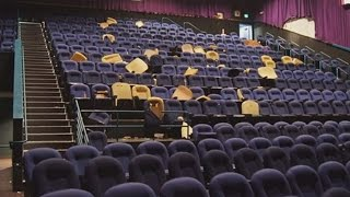 Images show the aftermath of deadly Colorado cinema shooting