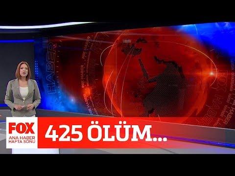 425 Ölüm... 4 Nisan 2020 Gülbin Tosun Ile FOX Ana Haber Hafta Sonu