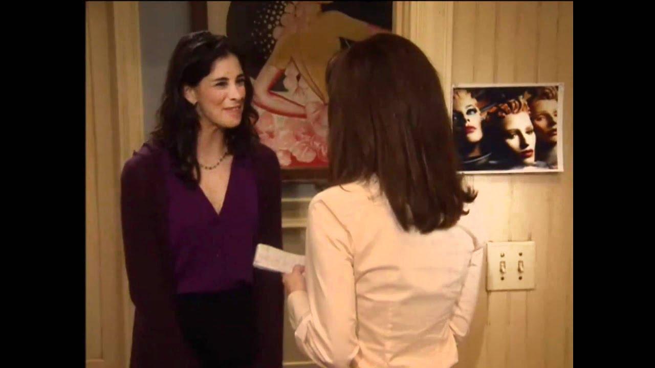 image Sarah silverman lesbian kiss on scandalplanetcom