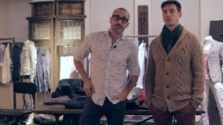 How to Choose Chinos for Men : Men's Fashion & Modern Style