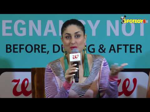UNCUT- Kareena Kapoor Talks About Soha Ali Khan's Pregnancy,Sara's Bollywood Debut and Baby Taimur