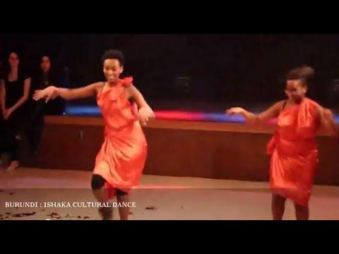 BURUNDI : ISHAKA CULTURAL DANCE 3/3