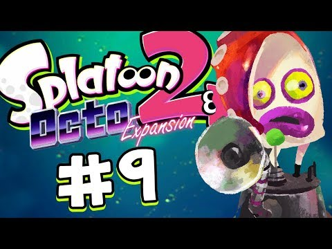 Splatoon 2 - Octo Expansion #9 - Get To Goal!