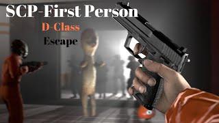 SCP D-Class P.O.V [SFM]