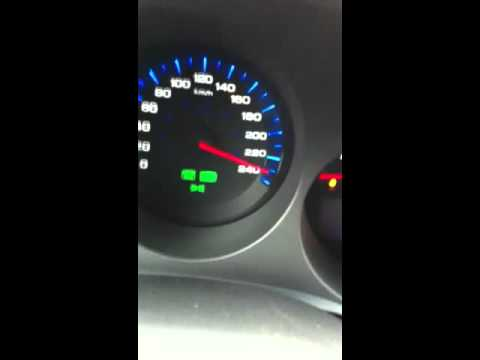 06 TL top speed - YouTube