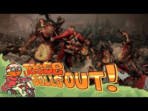 Total War WARHAMMER 2 - Jesse Gets Chaotic