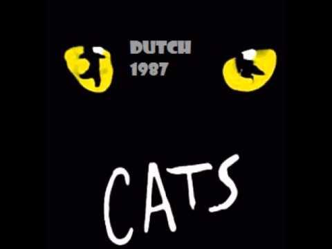 Cats Old Deuteronomy (Original Dutch cast)