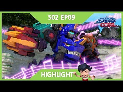 [DinoCore] Highlight | DinoStar Concert | Dinosaur Robot | S02 EP09
