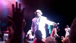 We Want the Funk - George Clinton & PFunk live @ The Dell, Philadelphia PA 8/30/12