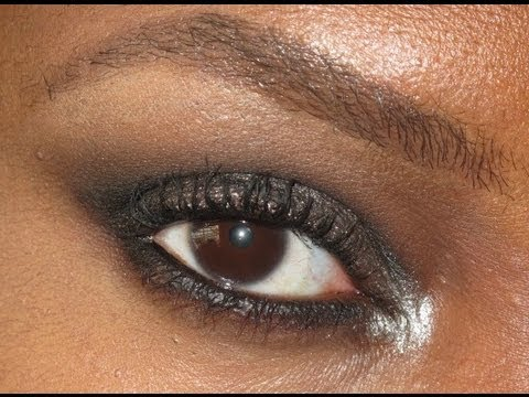 Sleek MakeUP Molten Metal and Brow Kit Review & Demo - YouTube