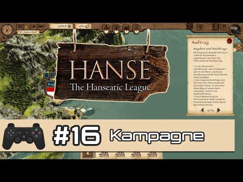 Hanse - The Hanseatic League | #16: 24% - Der Ruf der uns zusteht | Let's Play Hanse (Deutsch)