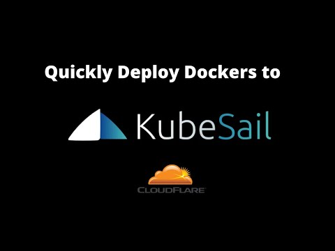 Install and Configure Docker App into KubeSail Platform