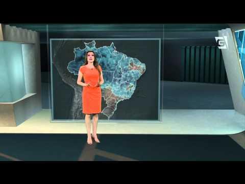 Previsão do Tempo – 27/04/2015