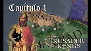 CRUSADER KINGS 2 - Así se empieza una Reconquista - Gameplay ESPAÑOL