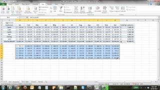 Wie die Erstellung von Finanz-Szenarien in Excel