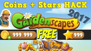 Gardenscapes Hack - Gardenscapes Stars Hack 2017 Android And IOS