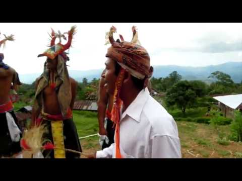 Manggarai Caci Dance in Flores