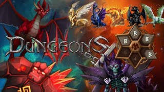 All Dungeon Teams + Runes! - Stafaband