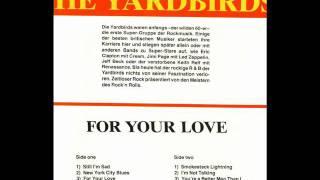 The Yardbirds   New York City Blues