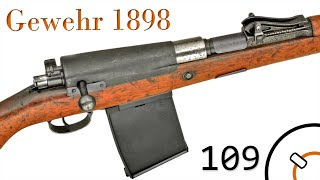 Small Arms of WWI Primer 109: German Wartime Modification of the Gewehr 98