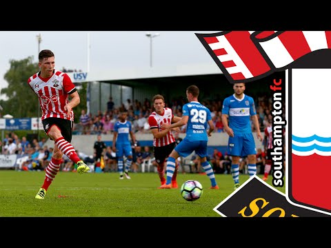 HIGHLIGHTS: PEC Zwolle 0-4 Southampton