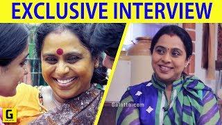 Cinemava Vida Serials ku Reach Athigam - Viji Chandrasekar | Exclusive  | Kadakutty singam