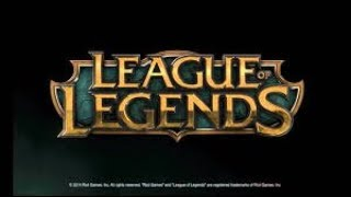"League Of Legends ""LIVE STREAM"" Ranked Play 9 PM Est. 2/21"