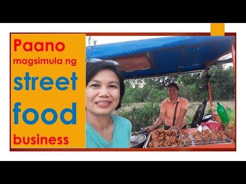 Paano magsimula ng street food business