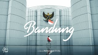 LET'S FIND BANDUNG | Cinematic Travel Video