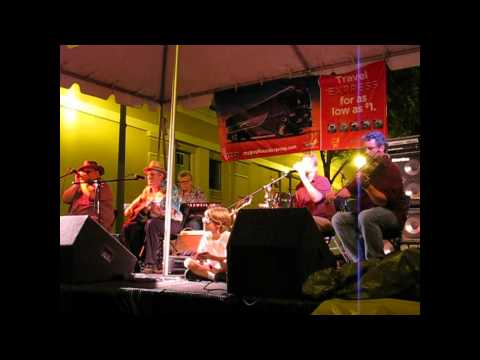 Last Chance Jug Band performing Kansas City Blues at Memphis Music & Heritage Festival Sept 1st 2013