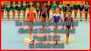 2e plaatsingswedstrijd district Zuid-Holland Pupil 2 N2 in Sliedrecht