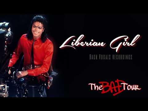 Michael Jackson: Liberian Girl | Rare in Studio