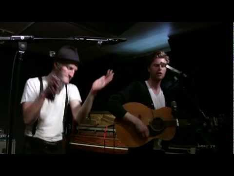 "The Lumineers - ""Slow It Down"" - HearYa Live Session 4/13/12"