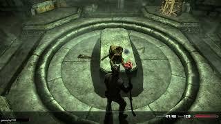видео Skyrim V 356 Решение бага в За гранью обыденного
