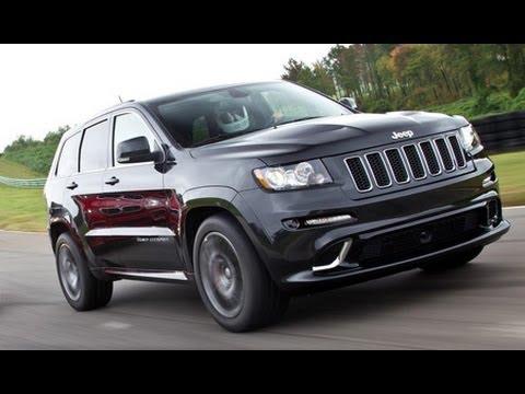 2012 jeep grand cherokee srt8 lightning lap 2012 car and driver youtube. Black Bedroom Furniture Sets. Home Design Ideas