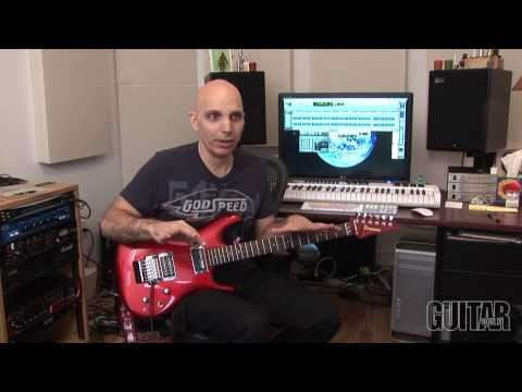 In Deep with Joe Satriani (Part 1)