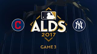 Tanaka, Bird lead Yankees to Game 3 ALDS win: 10/8/17