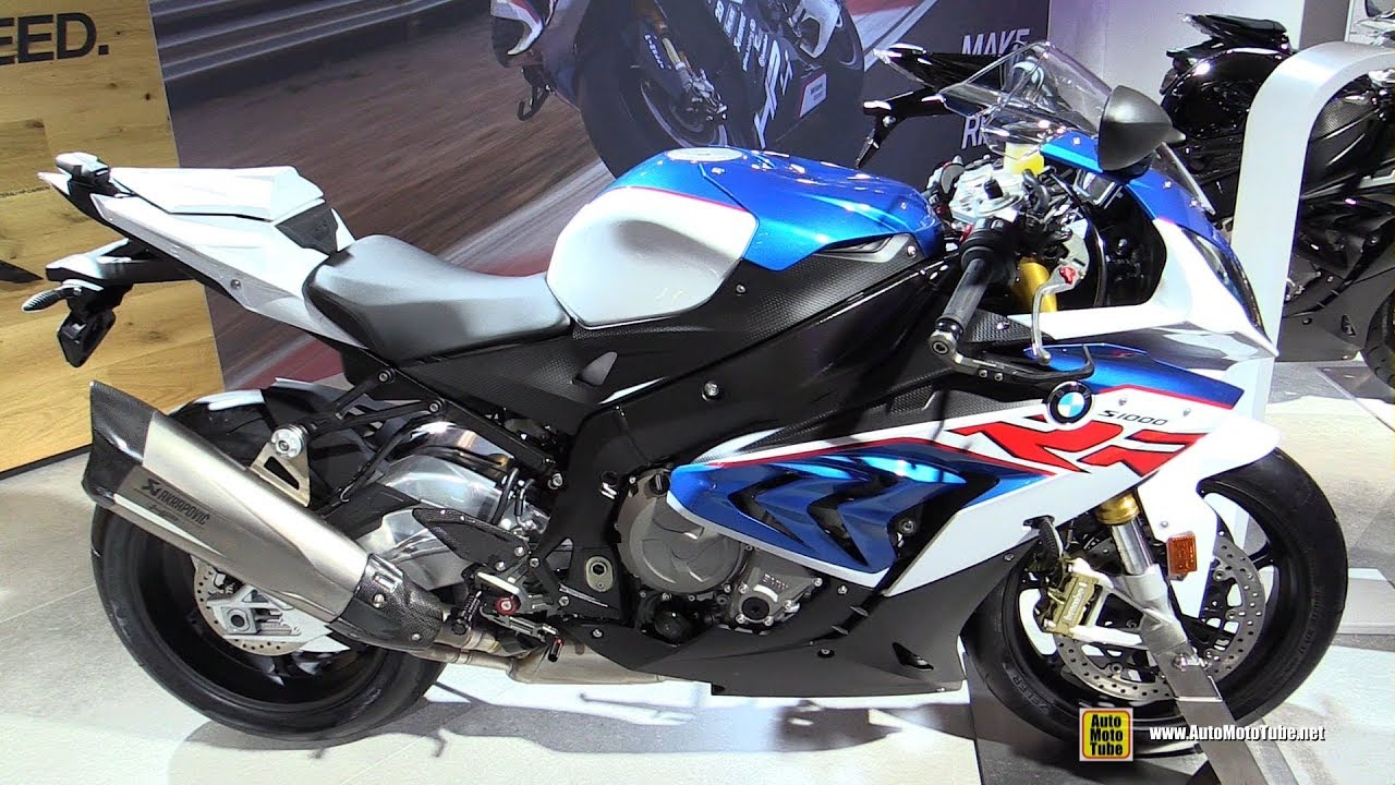 2018 bmw s1000rr walkaround 2017 eicma milan motorcycle exhibition youtube. Black Bedroom Furniture Sets. Home Design Ideas
