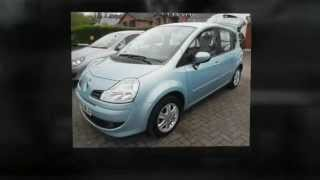 2008 Renault Grand Modus Auto For Sale | 01980 610231 | Bourne Valley Service Station