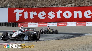 IndyCar Grand Prix of Monterey 2019   EXTENDED HIGHLIGHTS   9/22/2019   Motorsports on NBC