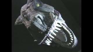 Jurassic Park- The Ride Goddard Group Vintage Promo Video