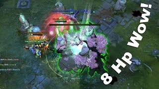 NiP vs Empire Most EPIC Throne Race in the History of Dota 2