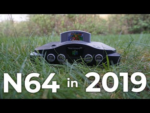 Using the Nintendo 64 in 2019 - Review