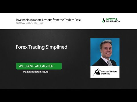 Forex Trading Simplified | William Gallagher
