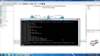 cisco router as a frame relay switch with gns3