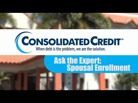 Ask the Expert: Spouses in Credit Counseling